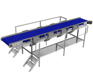 food processing equipment_transport_system_elevators, conveyors